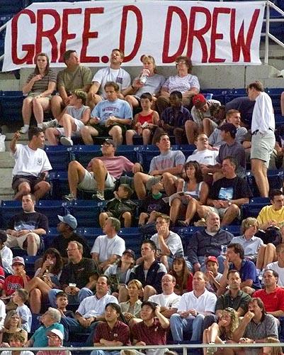 Phillies' fans didn't like J.D much.