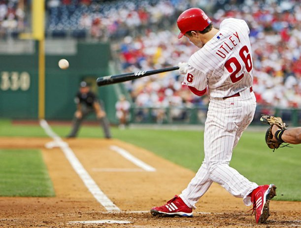 Can he have a great second half? Utley is finding his stroke.