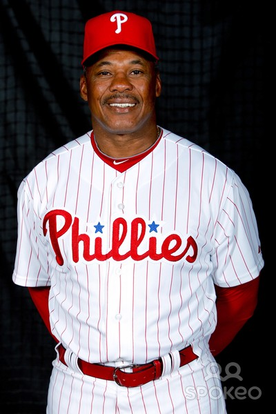 "Juan Samuel, ""Sammy,"" was another younger player who led the Phillies in '83"