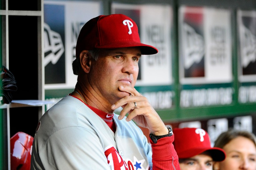 Would a change here help? He's pretty laid back. The team might respond to Bowa!